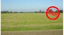 Verkocht 10 ha grond aan de oever van de Binnenmaas te Westmaas